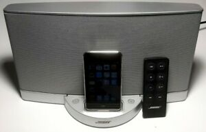 Bose Sounddock Series 2 II Iphone Dock Soundsystem 30 Pin + Apple Ipod Touch 2