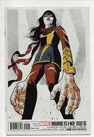 Inhumans vs. X-Men IVX #5 Michael Cho Variant Kamala Khan Marvel Comics 2017
