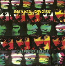 Daryl Hall & John Oates - Change Of Season ( CD, 1990 )
