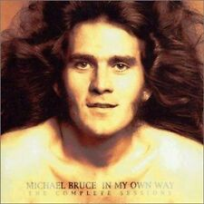 Michael Bruce - In My Own Way - Double Doppel CD - Neu OVP - ex-Alice Cooper