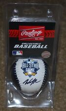 RAWLINGS SD ALL STAR GAME 2016 WIL MYERS SIGNED COLLECTIBLE BASEBALL