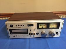 Panasonic RS-808 8 Track Player/Recorder Tested Working