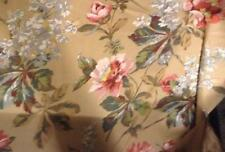 3 Yards Shabby Chic Floral Fabric home decor fabric