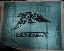 Rolling Stones Tour of Americas Tour1975 Blue Concert Banner