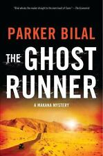 The Makana Mysteries: The Ghost Runner by Parker Bilal (2014, Hardcover)
