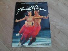 TORVILL & DEAN - Autographed Ice Skating programme signed by Chris and Jayne