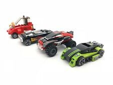 Lego Set of 4 Pull Back Car Shell Ferrari Blue 40192 250 GOT