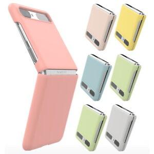 Alpha Pastel Hard Case Cover for Samsung Galaxy Z Flip / Galaxy Z Flip 5G
