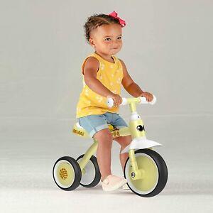 Yvolution Mimi Walker Baby Balance Bike Ride on Toddler Trike for 1-3 Years