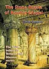 Excellent, The Stone Puzzle of Rosslyn Chapel. 1st Edition, Philip Coppens, Book