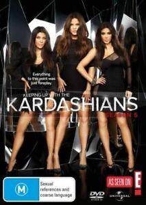 Keeping Up With The Kardashians DVD Season 5  Reality Tv Series