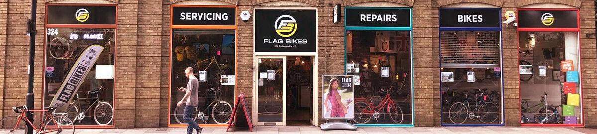 Flag Bikes Battersea