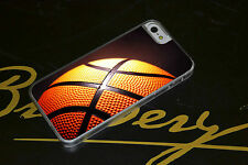 Basketball Hard Phone Case Fits iPhone 4 4s 5 5s 5c 6