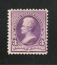 U.S. Scott 221 Jackson 3 cent purple MNH stamp.
