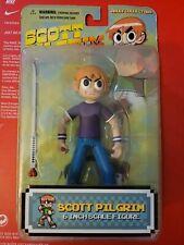 """Scott Pilgrim vs The World Scott Pilgrim 6"""" figure Mezco 72035"""