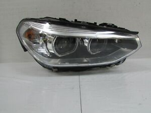 2018 2019 2020 BMW X3 DUAL PROJECTOR OEM RIGHT LED HEADLIGHT E2