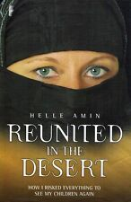Reunited In The Desert by Amin Helen - Book - Hard Cover - Non Fiction
