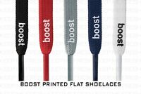 FLAT BOOST SHOELACES NMD ULTRA BOOST Shoes Laces BUY 2  GET 1 FREE SHIPPING