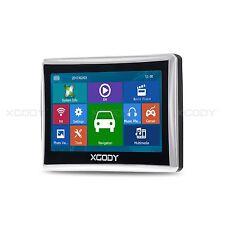 "XGODY 4.3"" Car Truck GPS Navigation device Sat Nav Navigator 8GB New free Map FM"