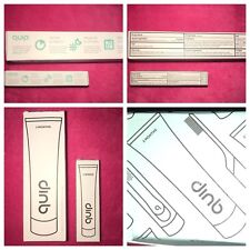 Quip Mint Toothpaste Lot Brand New Full/Small Size 3mo-4.7oz + 2wk-.85oz-2 Tubes