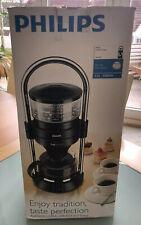 Philips Café Gourmet HD 5405 Kaffeemaschine - Schwarz/Chrom
