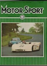 July Motorsport Cars, 1970s Magazines