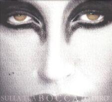 Sulla Tua Bocca lo Diro' [Digipak] by Mina (Italian Singer) (CD, Nov-2008, Sony