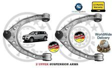 VW TOUAREG 2.5TD 3.0TD 3.2 3.6 4.2 5.0TD 2x UPPER SUSPENSION WISHBONE ARM SET