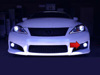 H11 10000K Blue HID Kit Xenon Conversion Fog Bulb Kit for Lexus ISF