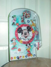 Wolverine Toy Mickey Mouse Club Marble Pinball Game