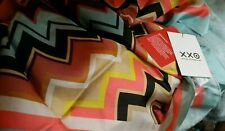Missoni Silk Scarf Target XXO Collection NWT
