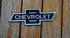 patch, écusson chevrolet 10/3.5cm