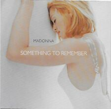 Something to Remember by Madonna CD Nov-1995 Warner Bros.