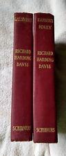 Lot of 2 Richard Harding Davis Gallegher 1909 Ranson's Folly 1908