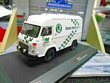 AVIA A21F Van Bus Service Rallye Team Skoda Assistance Motorsport IXO 1:43