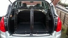 PEUGEOT 308 SW 2007 Sloping Dog pet puppy travel cage crate transporter guard