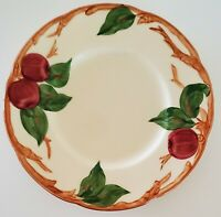 Franciscan Apple Bread & Butter Plate Made in California 6 1/4""
