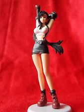 "NEW! FINAL FANTASY Vll Tifa Lockhart 4.5"" 11cm SOLID PVC FIGURE / UK DESPATCH"