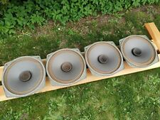 4x RFT L3401 AlNiCo fullrange speakers for Klangfilm project