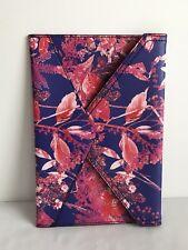 BANANA REPUBLIC Multicolor Clutch Evening Envelope Bag
