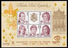 SPAIN (1984) MNH NUEVO SIN FIJASELLOS SPAIN - EDIFIL 2754 EXFILNA 84 REYES