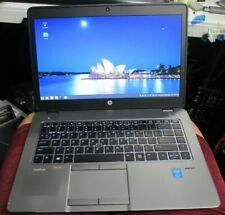 """HP EliteBook 840 G2 Intel Core i5-5300U 2.3 GHz 14"""" 4GB RAM 500GB HDD Linux"""