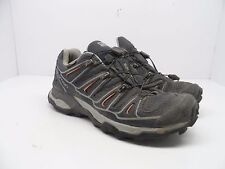 Salomon X Alp Spry Trail Shoe Women's Size 7.5 GreyBelugaCoral 889645422534 | eBay