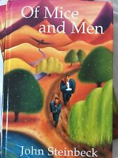Of Mice and Men: with Notes by Jim Taylor, John Steinbeck (Hardback, 2000)