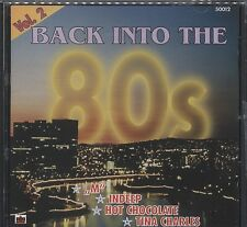 BACK INTO THE 80s vol 2 cd Like new