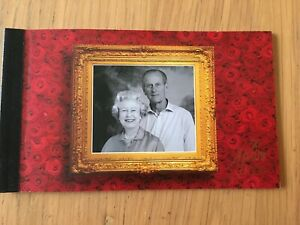 Guernsey Presentation Pack 1997, 50 Years A Royal Couple,