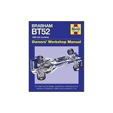 BRABHAM BT52 OWNERS WORKSHOP MANUAL - LIVRE NEUF