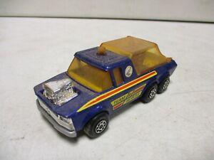1974 Matchbox Super Kings Team Honda Pickup Truck K-6/11