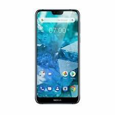 Nokia 7.1 - 32GB-Gloss mezzanotte Blu (Sbloccato) Smartphone