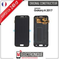 Ecran LCD Noir Original Samsung Galaxy A3 2017 SM-A320F + adhésif